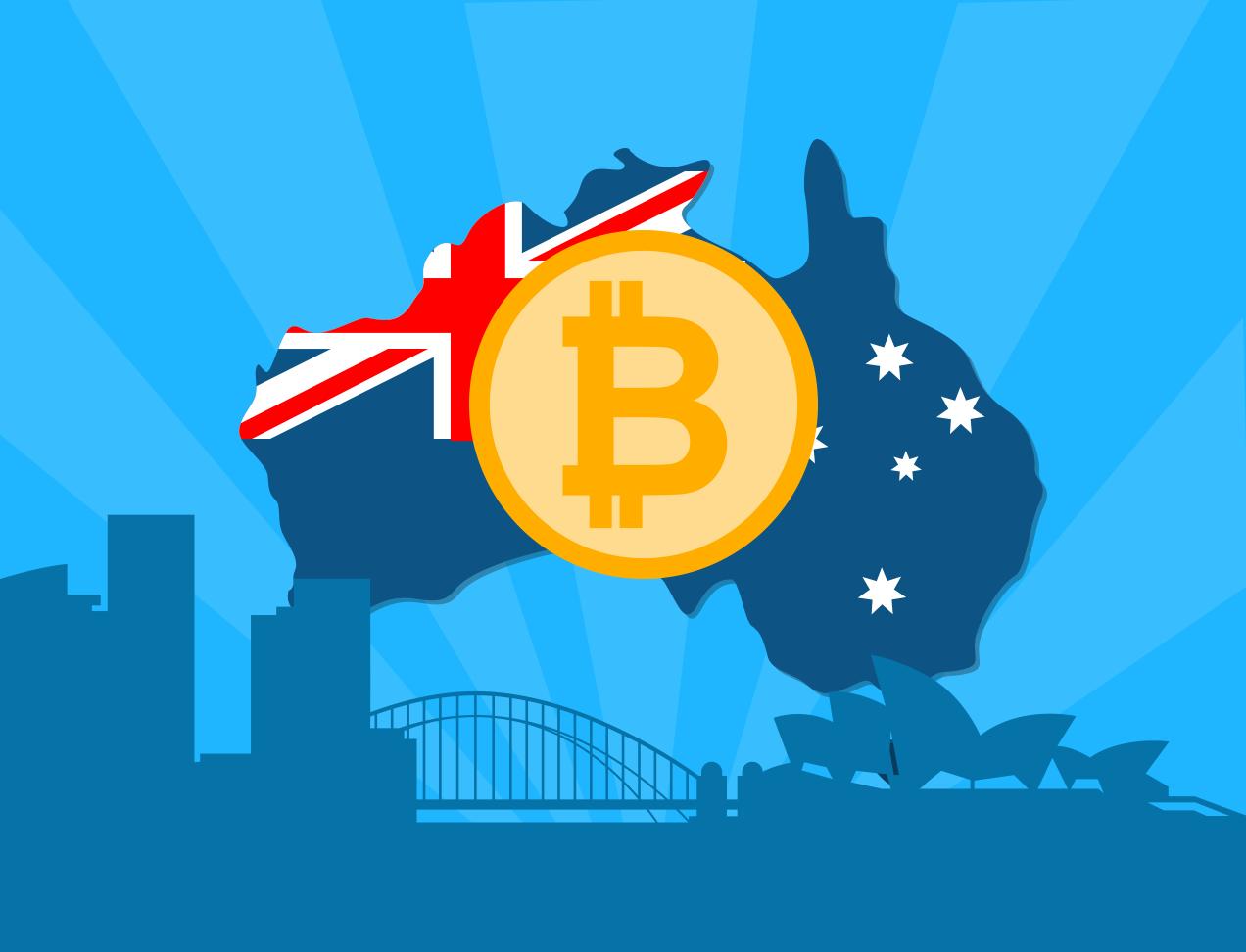 bitcoin ausztrál