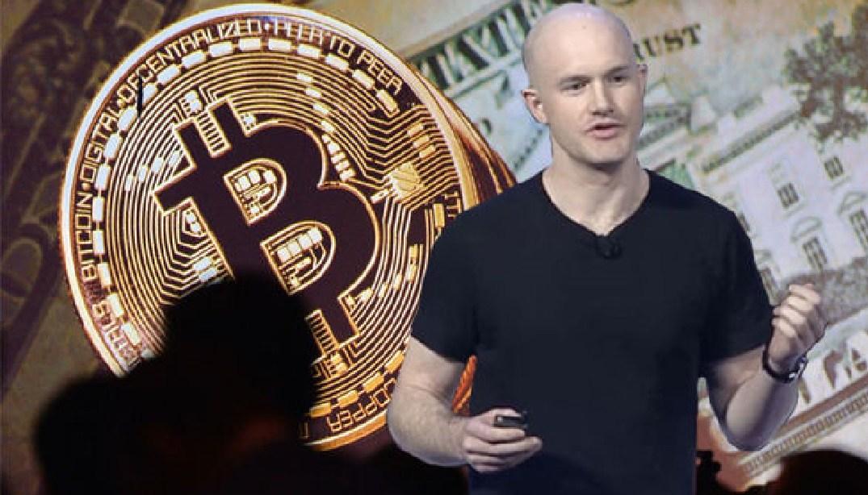 CEO da Coinbase promete entregar sua fortuna ao fundo de criptomoedas para caridade