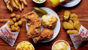 Rede de fast-food começa a aceitar DASH