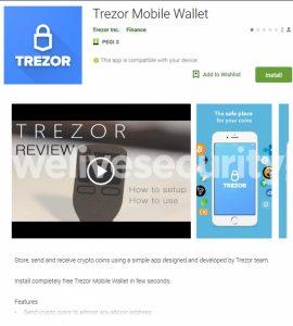 Google finalmente remove 2 carteiras de criptomoeda falsas da Play Store
