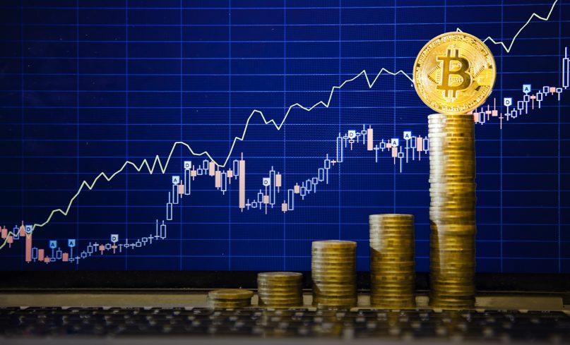 Com o mercado aquecido o Bitcoin atinge US$ 10.000 novamente