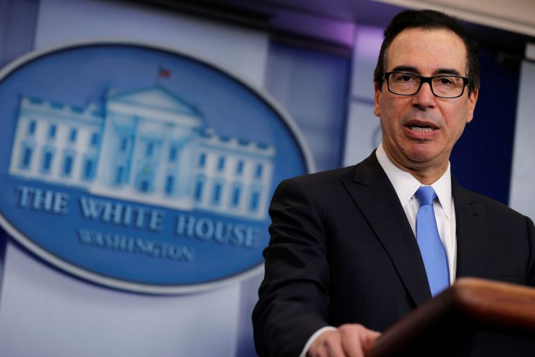 Secretário do Tesouro dos EUA: Nós Vamos Policiar as criptomoedas