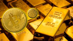 Bitcoin se compara ao Ouro como investimento?