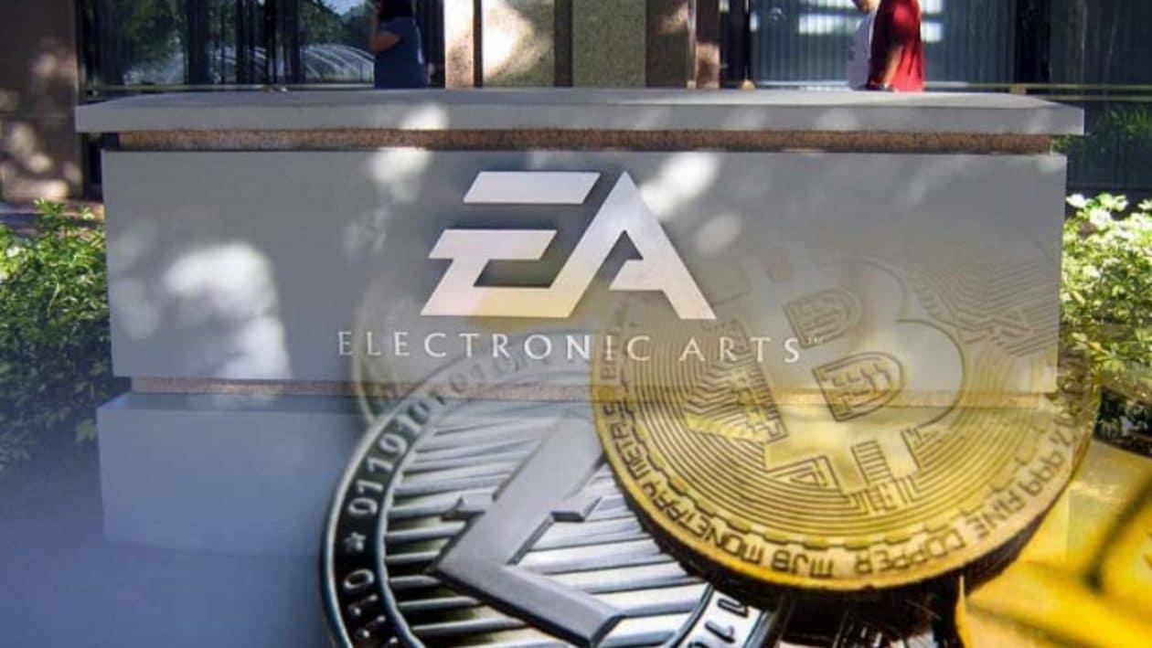 """EA Games: """"Invista em Crypto"""""""