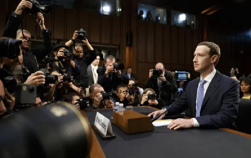 Mark Zuckerberg vai ao congresso defender seu projeto de Criptomoeda