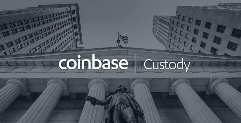 Serviço de Custódia da Coinbase expande para todos os clientes globais