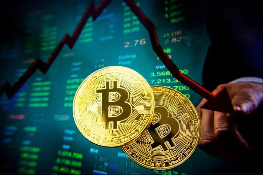 Preço do Bitcoin cai para US$ 8,5 mil após perdas semanais consecutivas