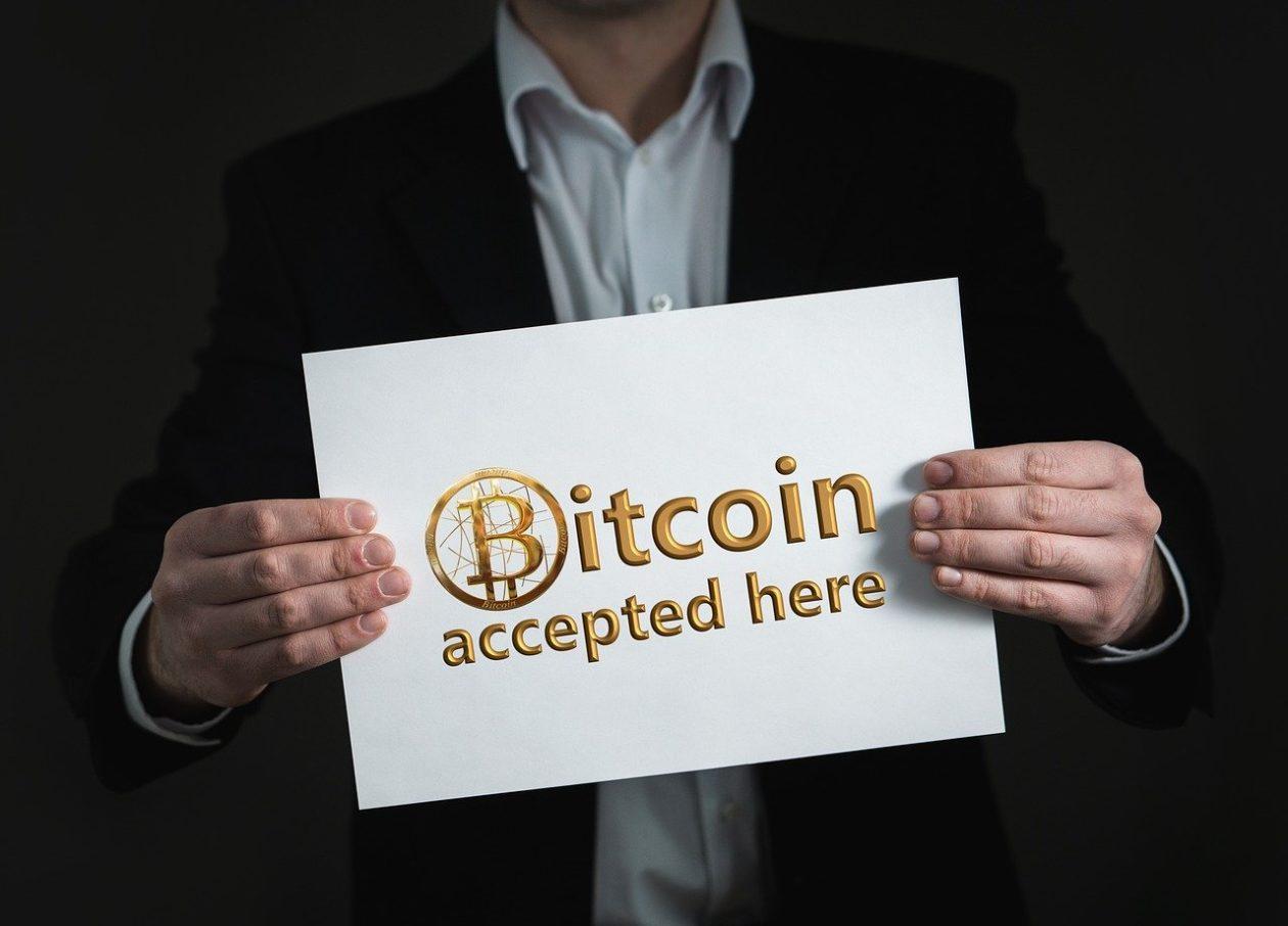 pagamentos com Bitcoins