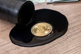 Pode a queda do Petróleo travar o Bitcoin?