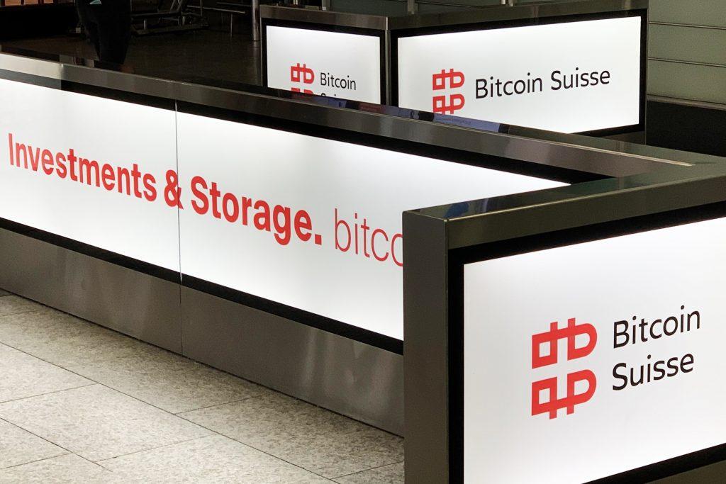Bitcoin Suisse planeja expansão no setor bancário