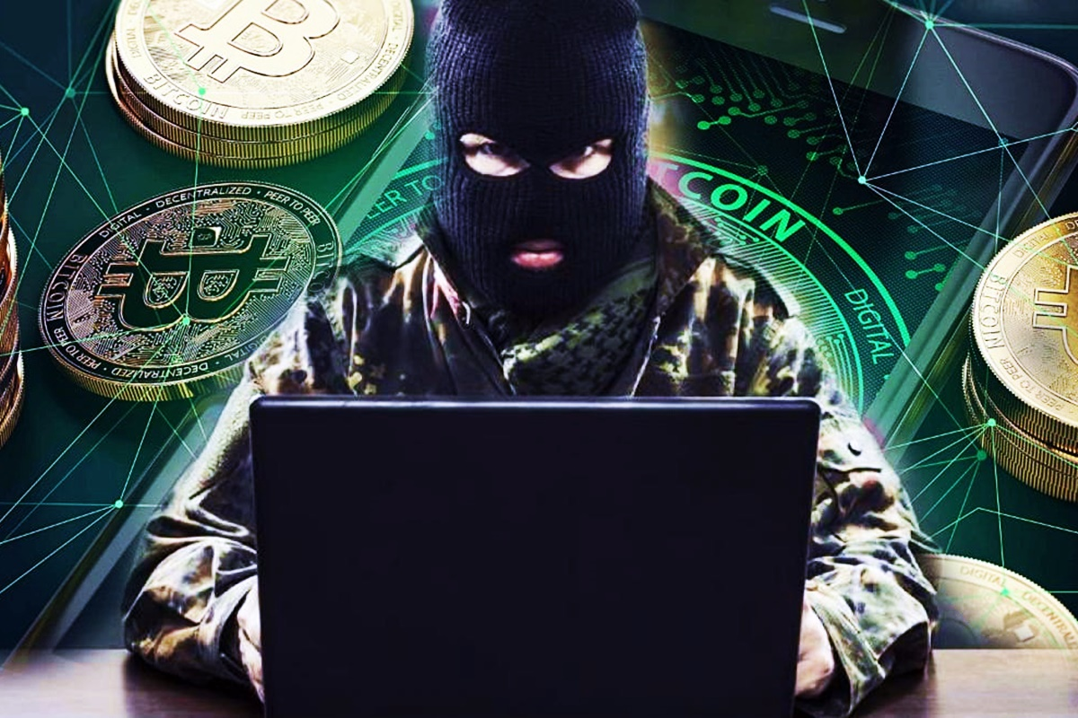 Uso de criptomoedas por terroristas