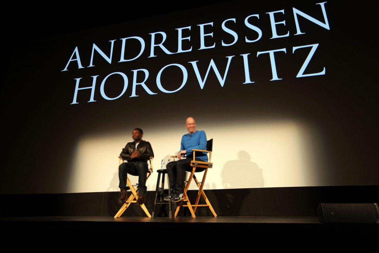 Andreessen Horowitz levanta US$515 milhões