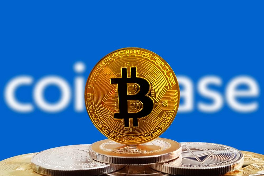 Coinbase é o maior detentor de bitcoin entre as Exchanges