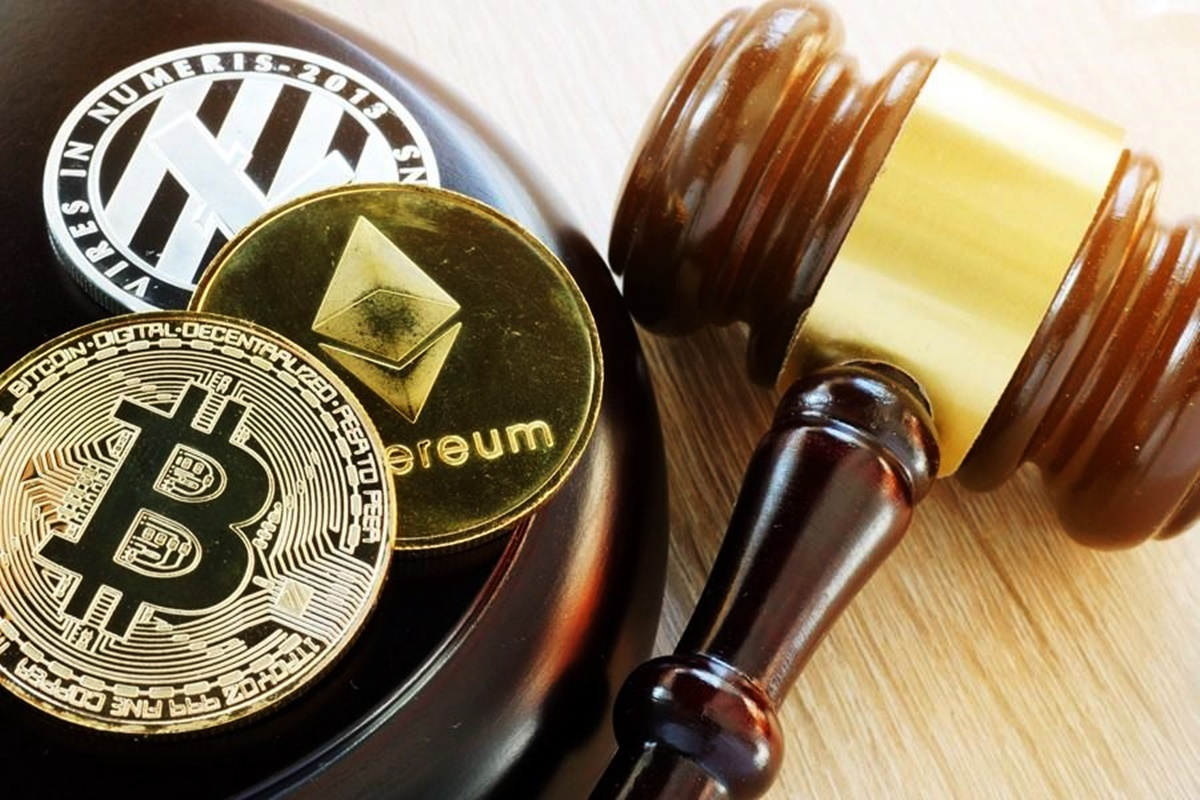 A lei de falências pode não ser clara em relação às Exchanges