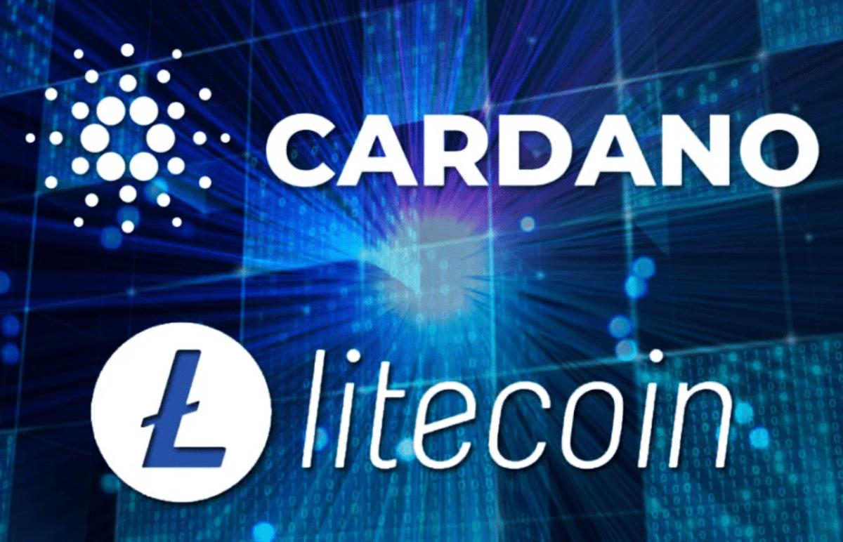 Cardano e Litecoin trabalhando juntos