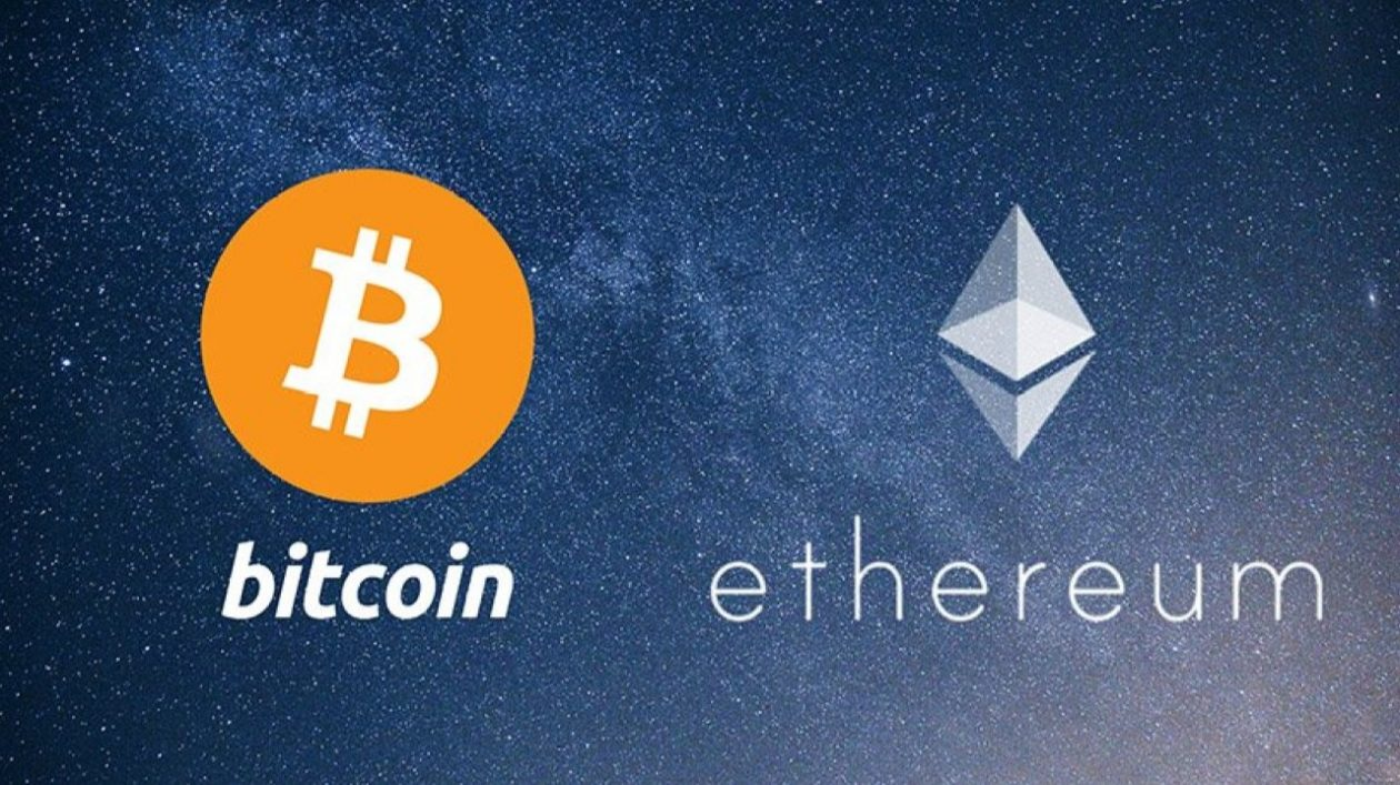 Quase US$ 60 milhões em Bitcoin foram para o Ethereum em junho