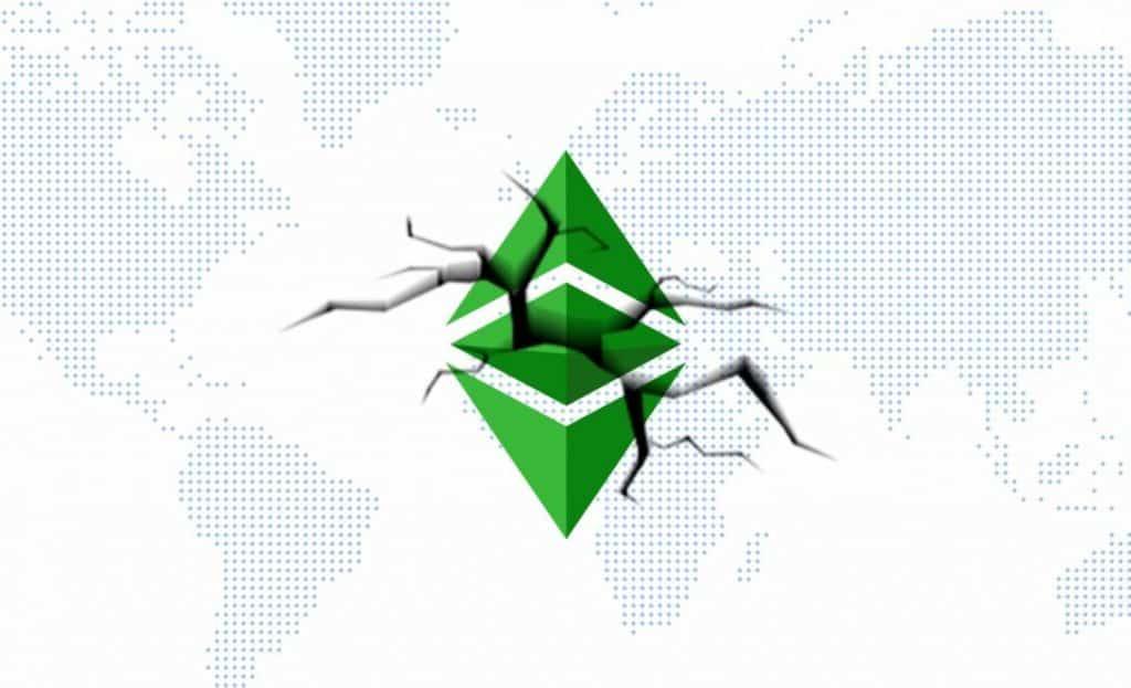 Hacker roubou US$ 1,7 milhão no segundo ataque Ethereum Classic