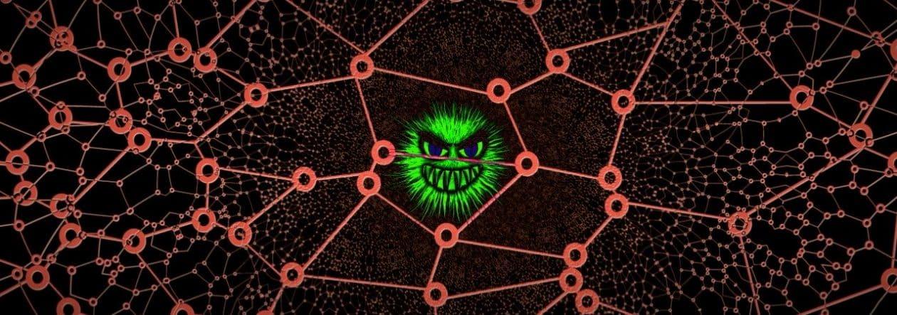 Malware sofisticado de criptojacking visa bancos e educação