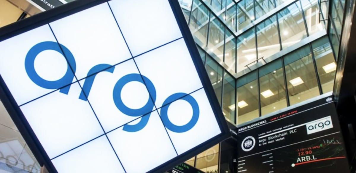 Argo Blockchain relata aumento de 280% na receita