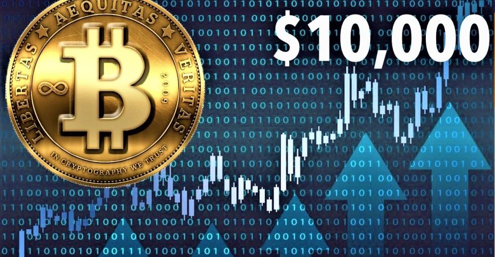 Bitcoin: 63 dias consecutivos de fechamento acima de US$ 10.000