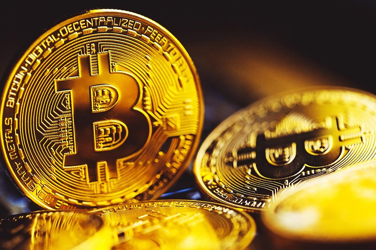 Novos picos de endereços de Bitcoin