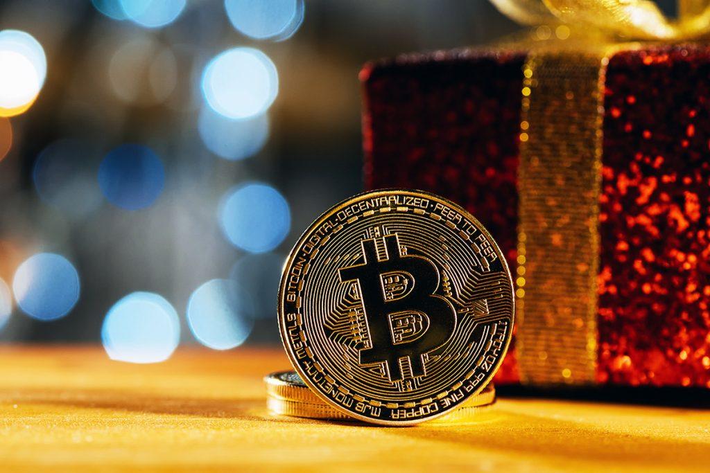 Bitcoin se dirige para a volatilidade do Natal
