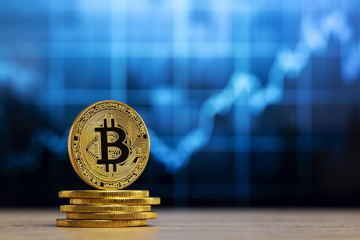Começando a negociar Bitcoin...