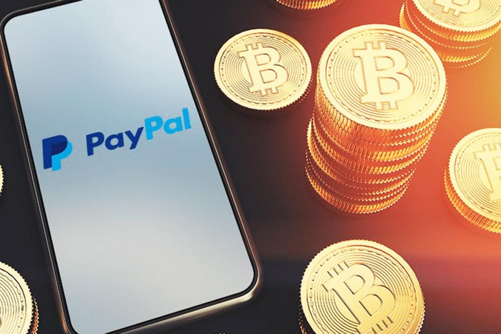 PayPal indústria de crypto lado a lado com reguladores