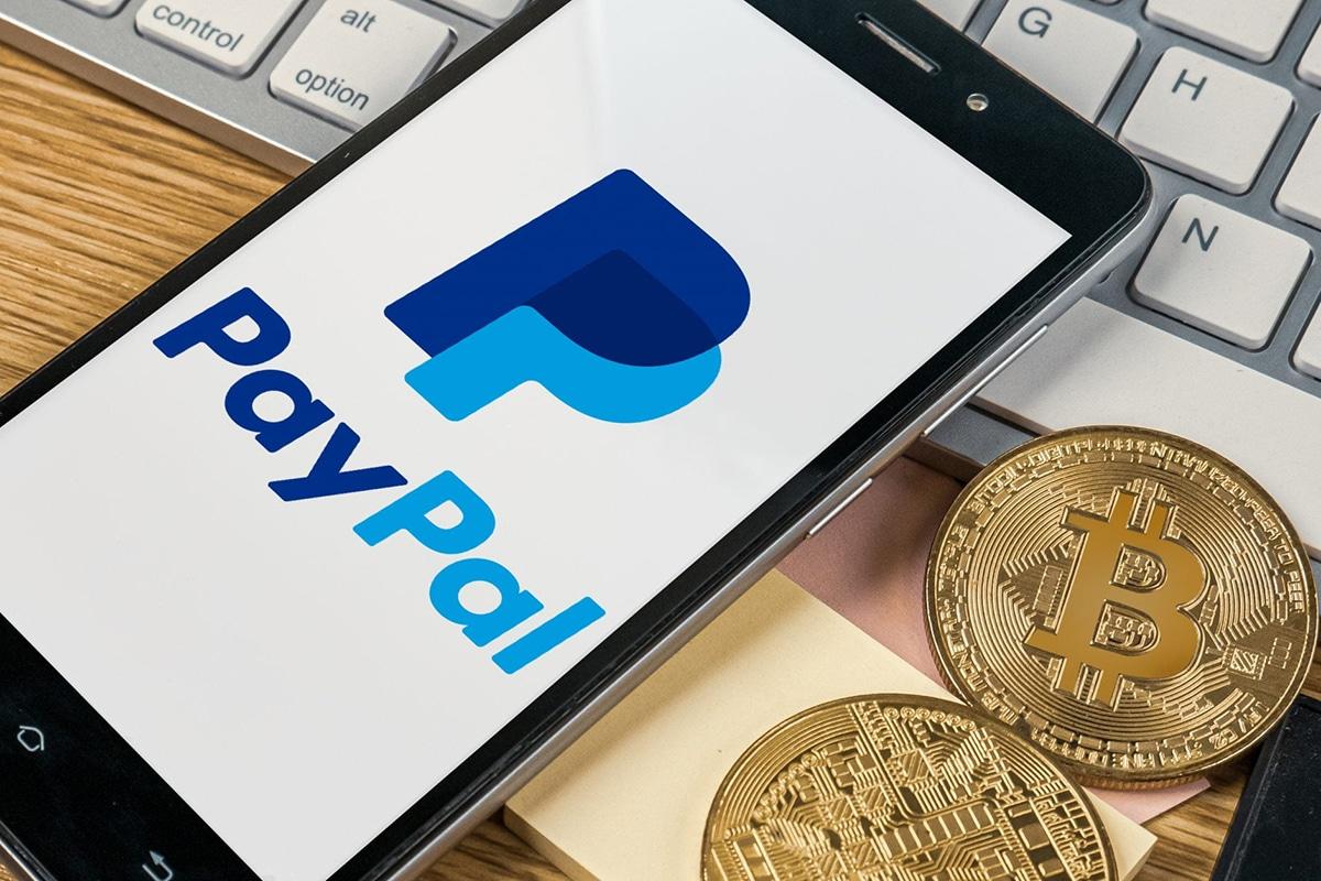 PayPal: plataforma aumentará utilidade de criptomoedas