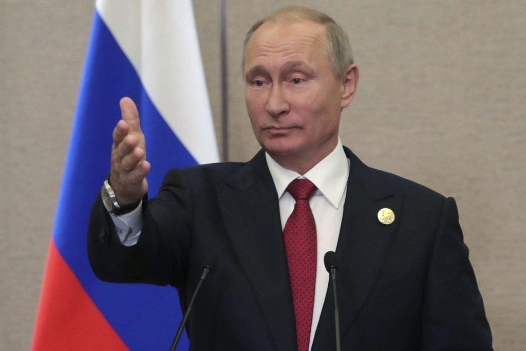 Presidente da Rússia assina ordem obrigando funcionários do governo a divulgarem suas Criptomoedas