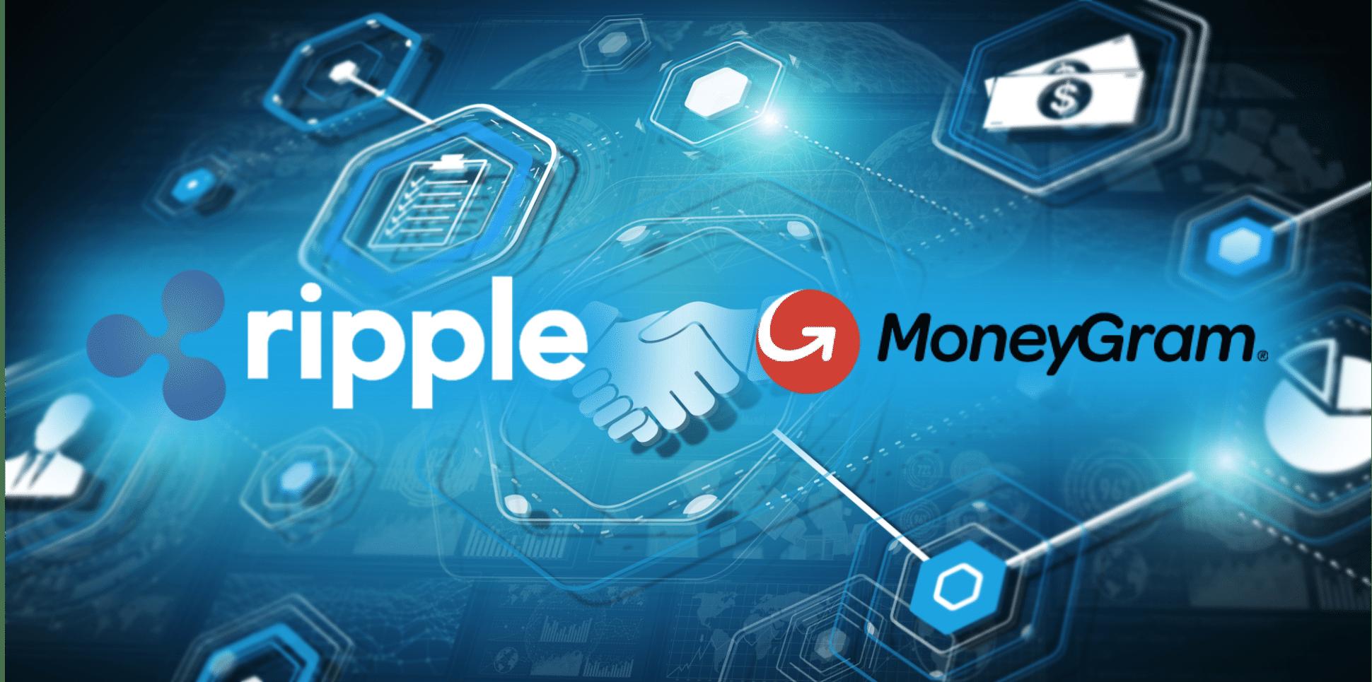Ripple vende 33% de sua participação na MoneyGram