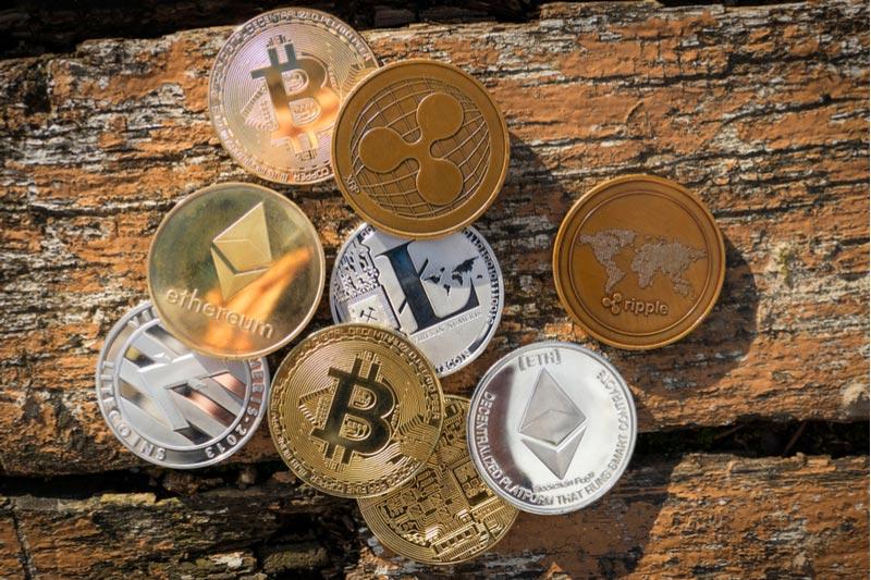 Expandindo o acesso a serviços financeiros com criptomoedas