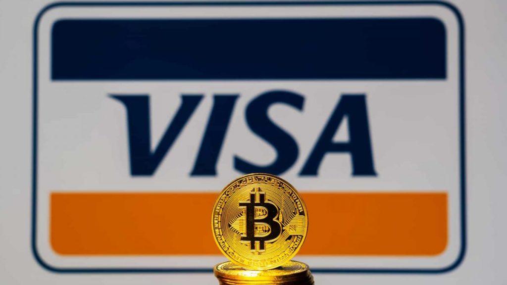 A Visa oferecerá um cartão de crédito que recompensa as compras em Bitcoin