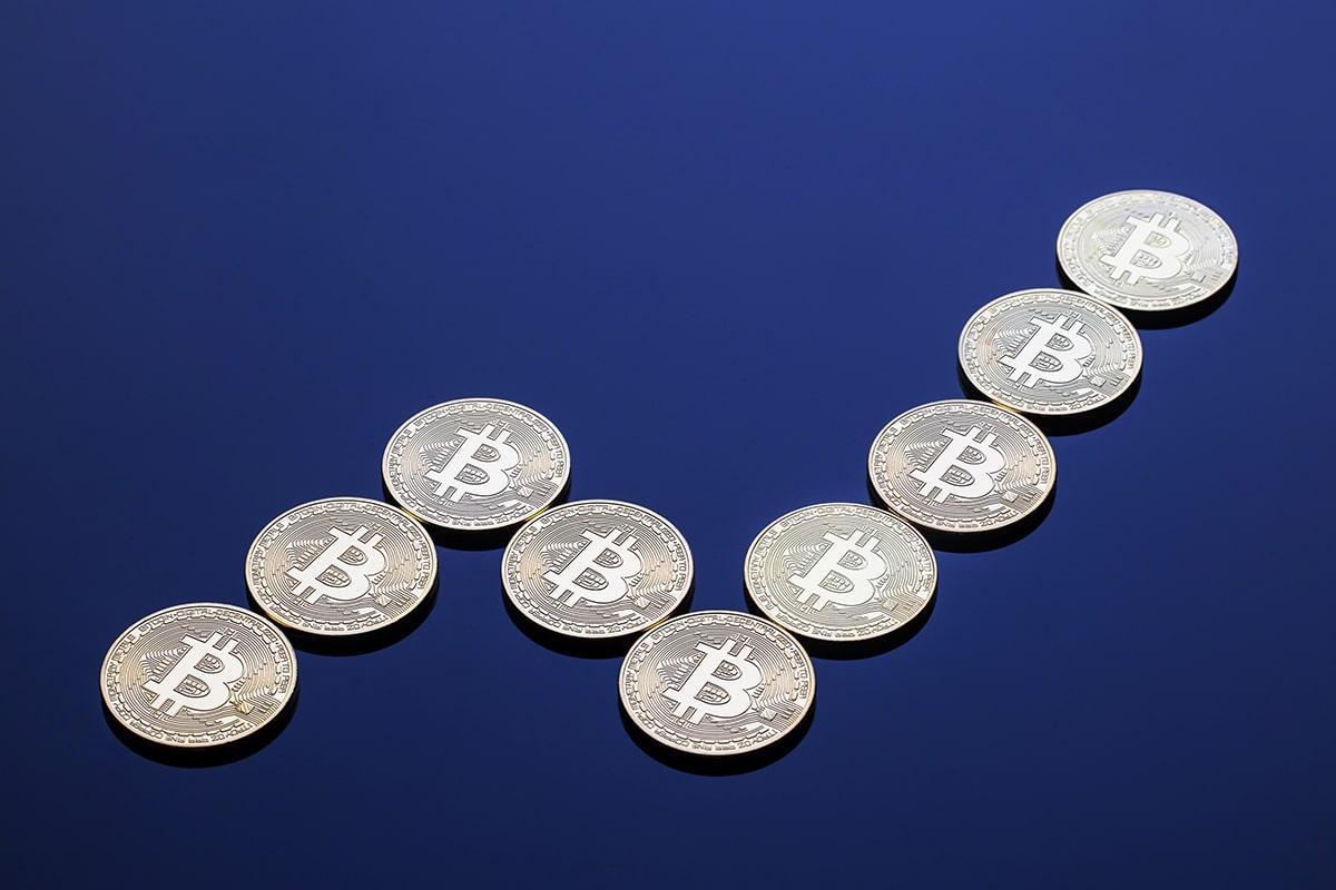 Volume diário de negociação do Bitcoin chega a US$22 bilhões