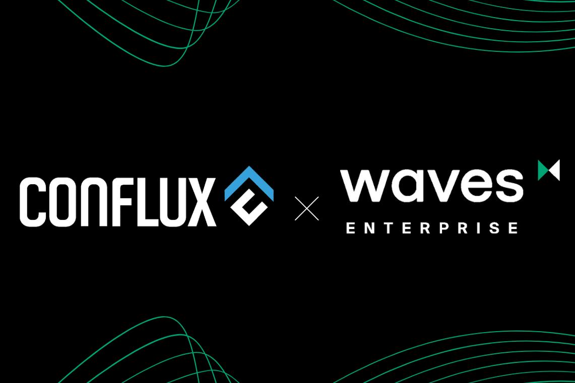 Waves Enterprise e Conflux fazem parceria para promover blockchain híbrido