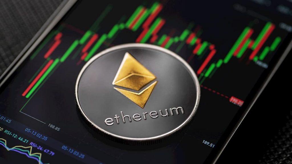 Ethereum sobe conforme a taxa de hash atinge um recorde