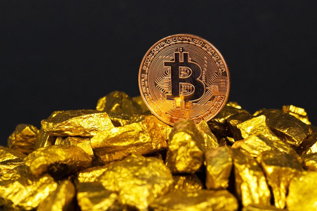 Bitcoin deve estar tão seguro quanto títulos e ouro