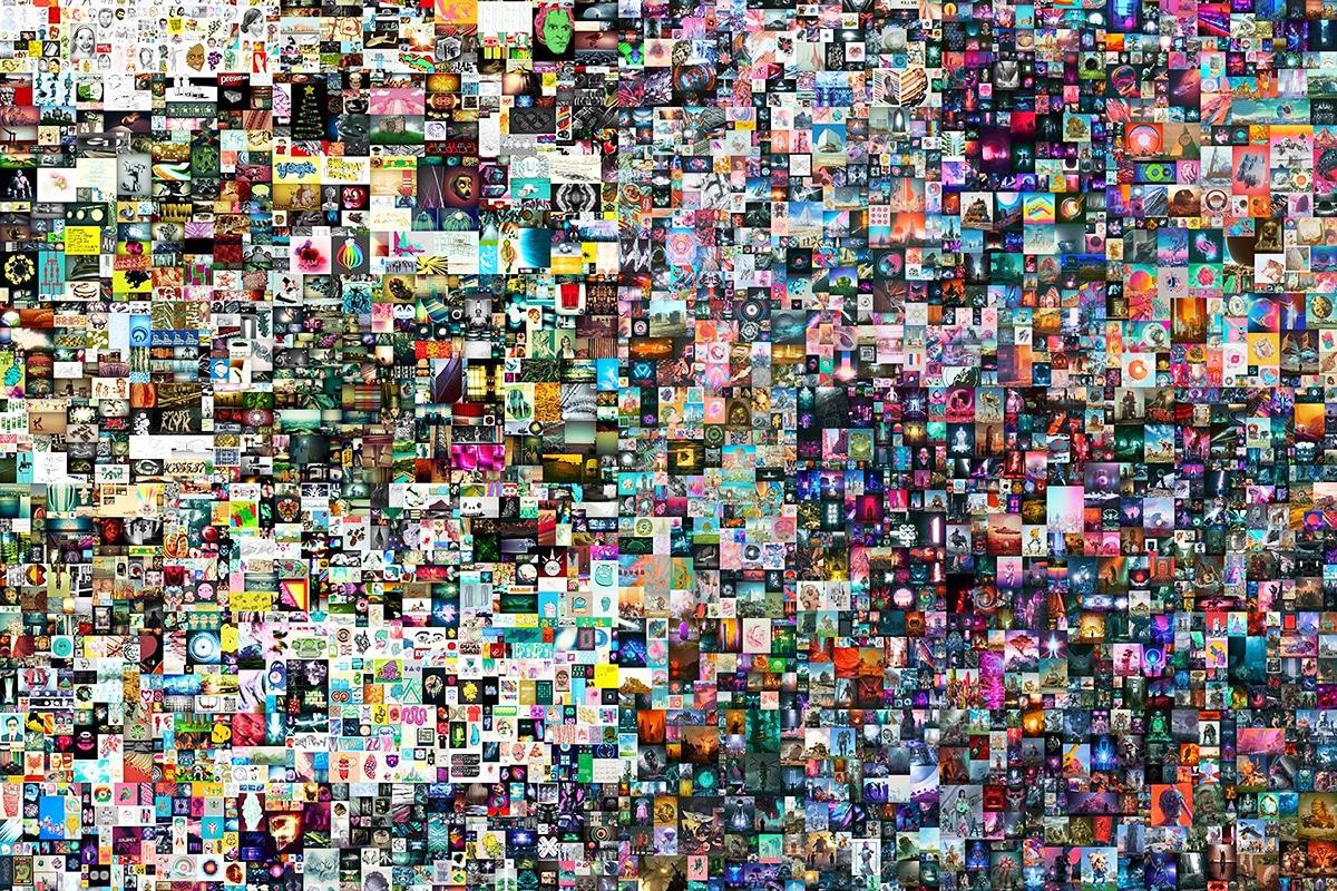 Christie's leiloa sua primeira obra de arte digital