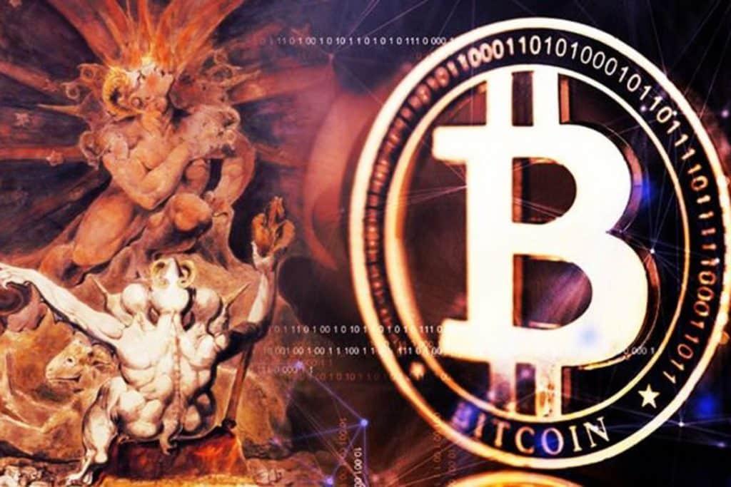 Mensagem bíblica encontrada no bloco de Bitcoin número 666.666
