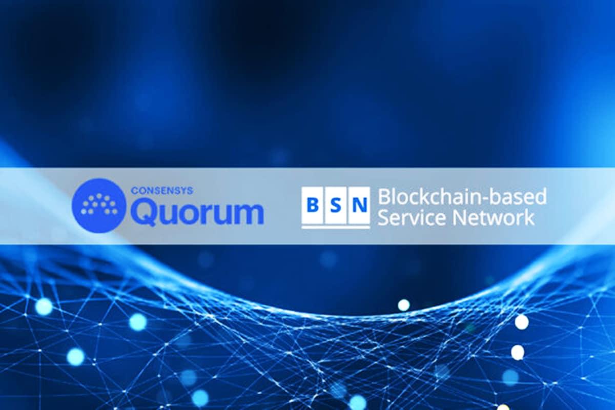 ConsenSys inicia parceria com Blockchain-based Service Network