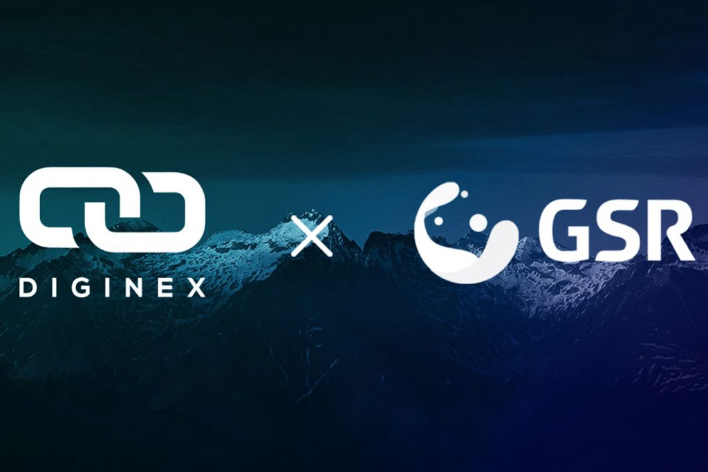 Diginex e GSR Markets iniciam parceria