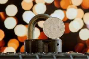 Disco rígido criptografado com Bitcoin