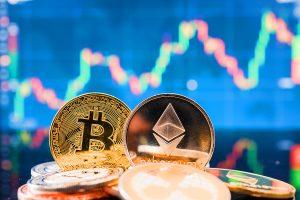 Ethereum processa 28% mais transações do que Bitcoin