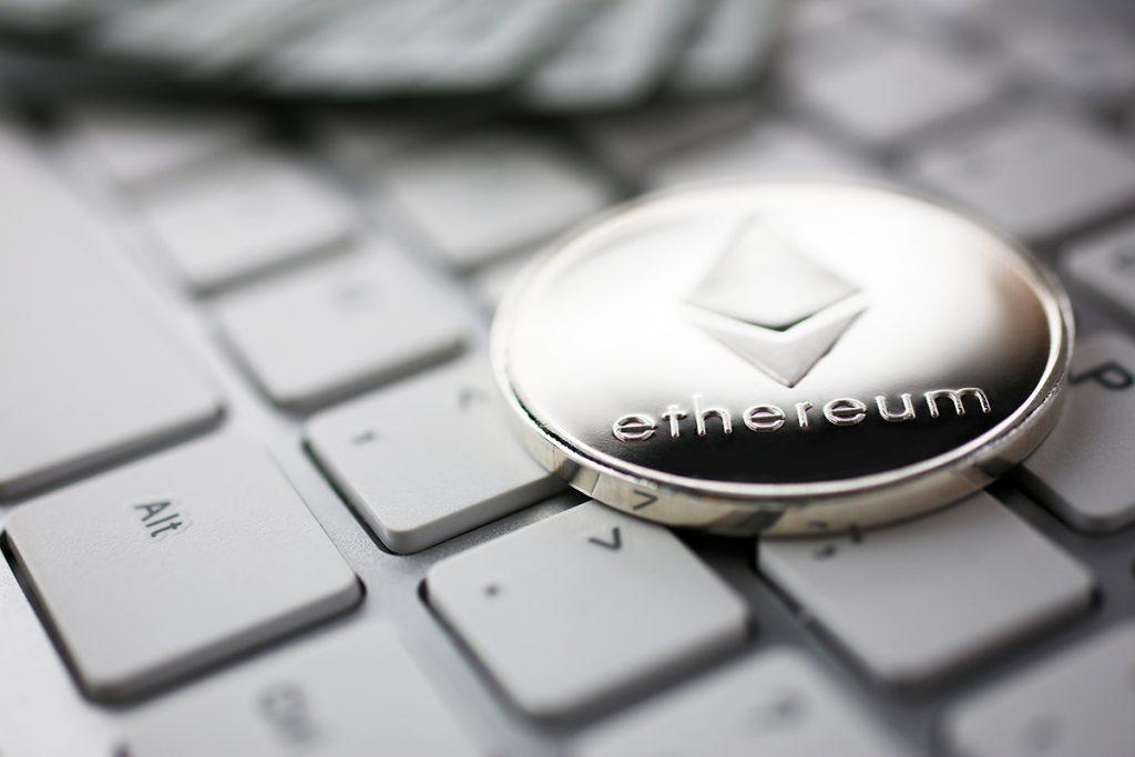 Ethereum registra novos máximos