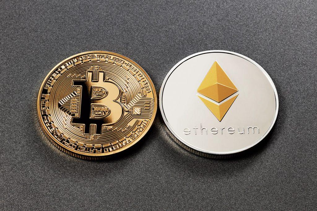 Ethereum tem quase o dobro que Bitcoin em termos de commits