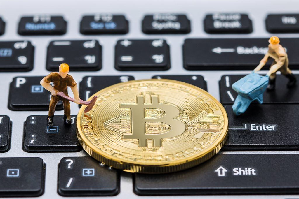 Mineradores de Bitcoin acumulam enquanto investidores lucram