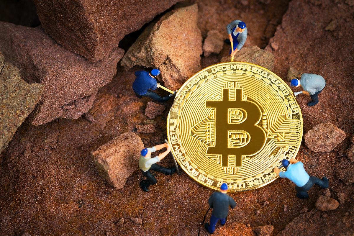 Mineradores de Bitcoin enfrentam escassez