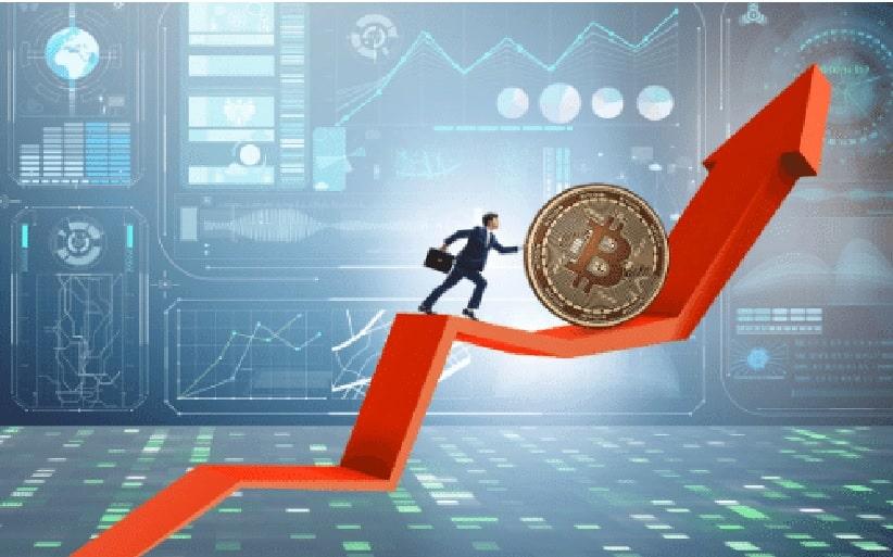 O Bitcoin dispara mais de US$ 51.000 para atingir um novo recorde histórico
