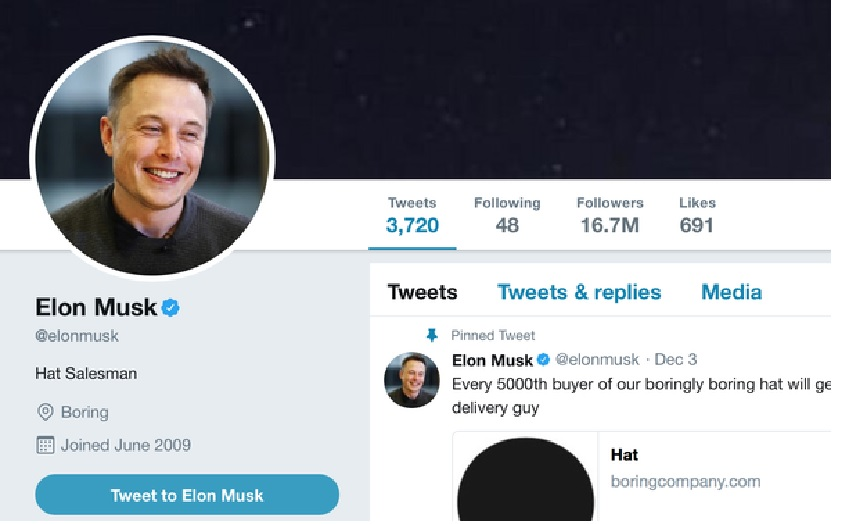 Elon Musk está fora do Twitter e ninguém sabe por quê