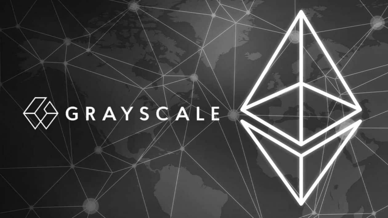 Grayscale adquiriu 47.000 ETH antes de Ethereum atingir o novo recorde histórico de US$ 1.690